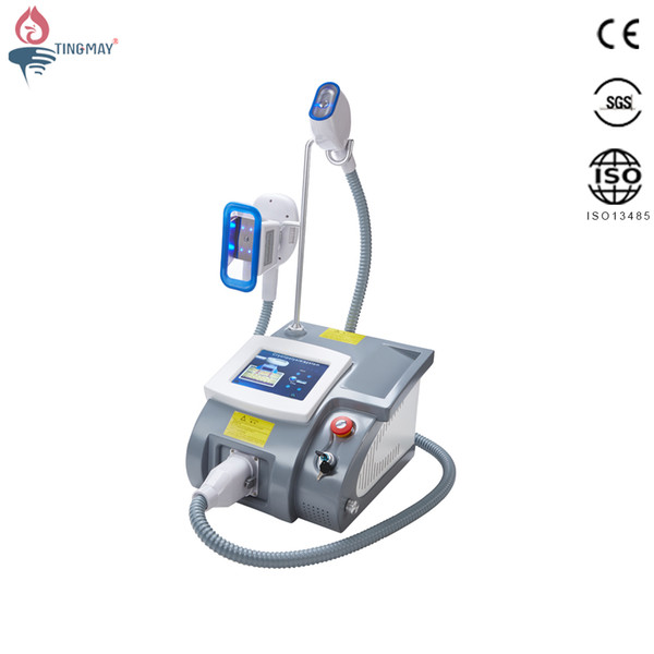 top popular 2020 newest home use fat freezing cryolipolysis machine with one cryolipolysis handle 2020