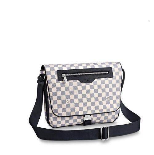 N40019 Matchpoint Messenger Men Handbags Iconic Bags Top Handles Shoulder Bags Totes Cross Body Bag Clutches Evening