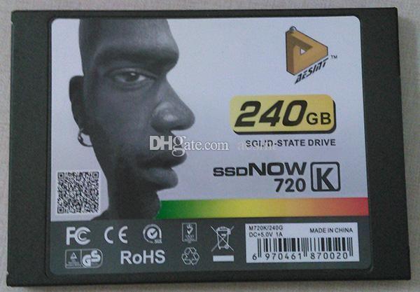 best selling Aesint 240GB SSD M-720k solid state drive internal SATA III Hard Drive HDD 2.5 Inch for Laptop Desktop High Speed