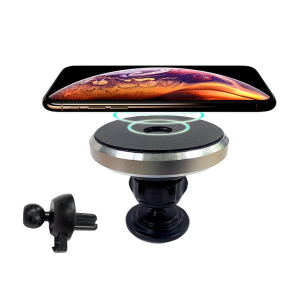 nano suction wireless charger fast charger