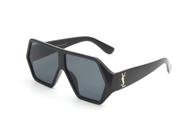 2019 Atacado moda óculos de sol das mulheres elegantes óculos de sol designer de óculos confortáveis para usar sem caixa frete grátis