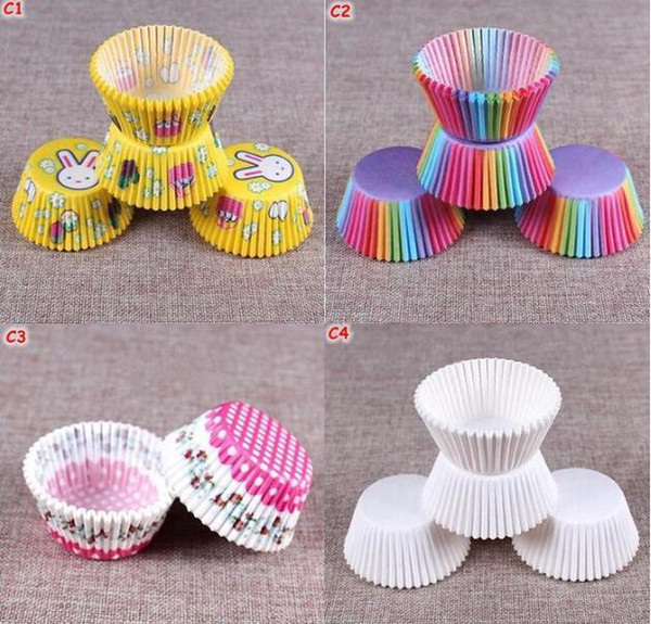 Muffins Paper Cupcake Wrappers Cajas para hornear Cajas Muffin Boxes Cake Cup Decorating Tools Kitchen Cake Tools DIY