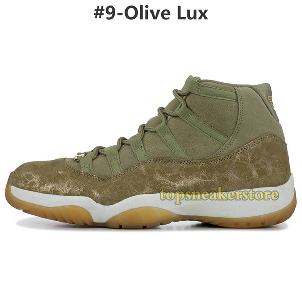 # 9-Olive Lux