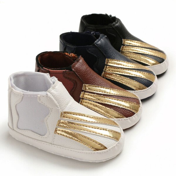 Baby Shoes Boy Girl Newborn Crib Soft Sole Shoes Sneakers Toddler Sports Shoes
