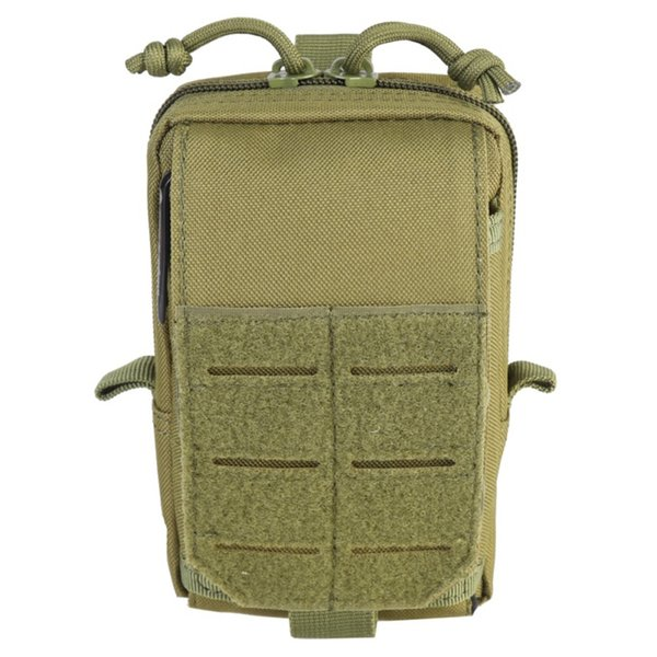 1000d tactical molle pouch waist bag outdoor men tool bag vest pack purse mobile phone case hunting compact thumbnail