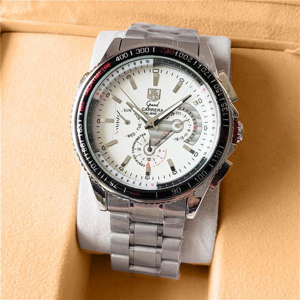 Yeni 2813 otomatik Mekanik hareketi mens watch öz rüzgar Kalibreli 36 RS Siyah dial Paslanmaz çelik Üçgen elbise erkek Saatı erkekler