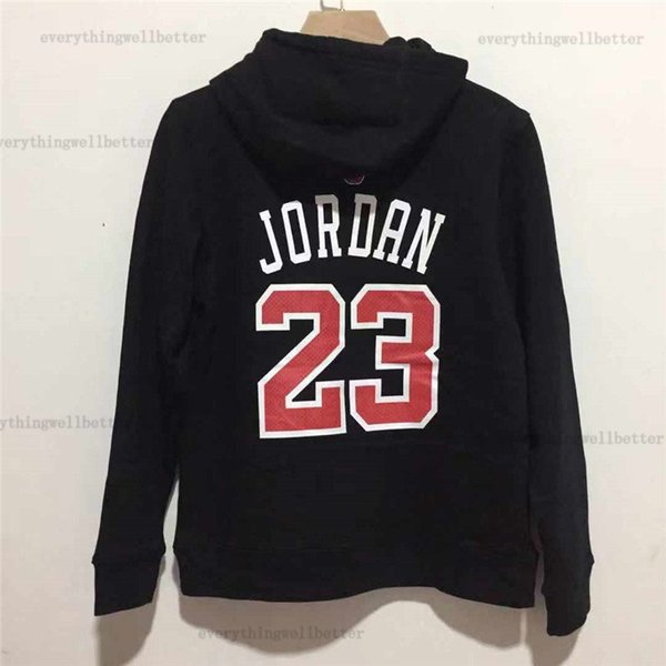 2019 low price high quality super basketball star custom Michael Jeffrey hooded sweater men and women boys with hood clothes Air Jd sweater