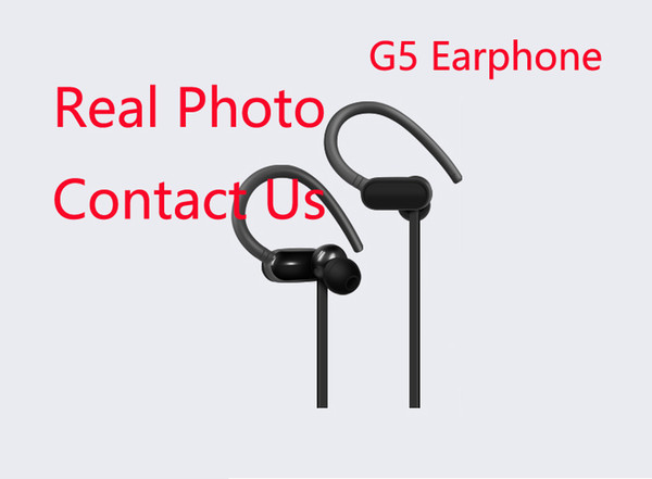 G5 Bluetooth Wireless Sport Kopfhörer In Ear Stereo Kopfhörer Power3 Ohrbügel Headset Ohrhörer Mit Mikrofon Für Iphone Android