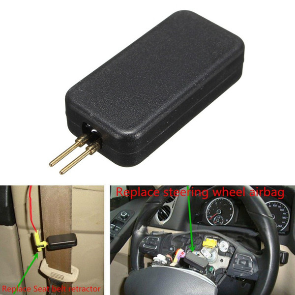 Auto Airbag Simulator Emulator Bypass Garage SRS Fault Vinden Diagnostic Tool