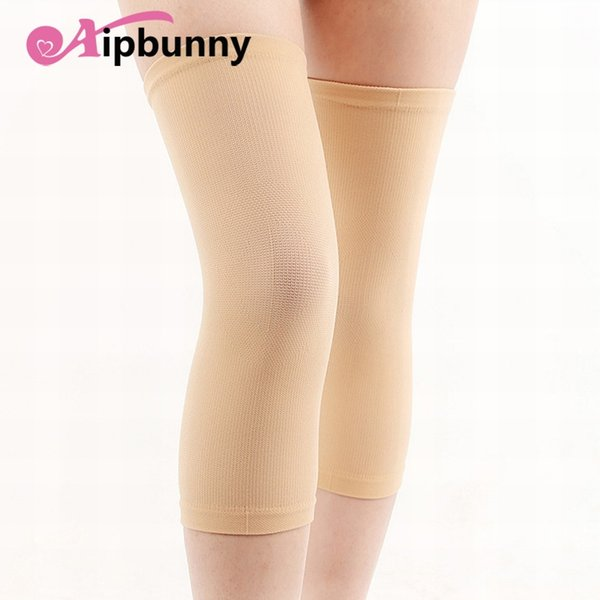 Aipbunny Professional Thin Sports Knee Pad Brace Cycling Arthritis Meniscus Tear Joint Pain Relief Injury Recovery Knee Support #167581