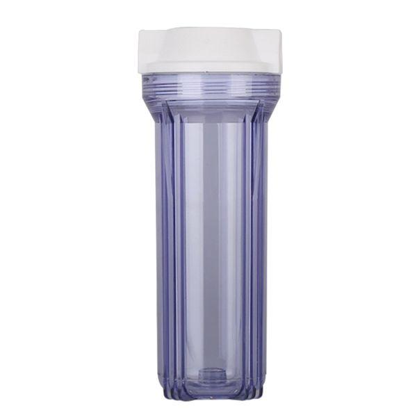 top popular Explosion-proof Water Purifier Filter Bottle Transparent Filter Cup B 2021