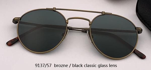 9037/57 lente bronce / negro