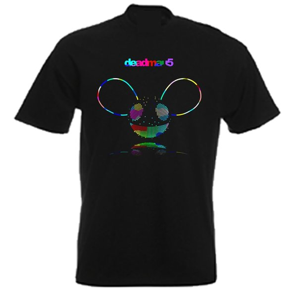 DEADMAU5 UNIQUE DESIGN T SHIRT Funny free shipping Unisex Casual Tshirt top