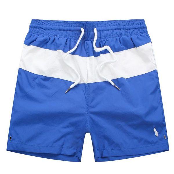 Classic Brands Summer polo Board Shorts small horse embroidery Hawaiian Ralph Men's Beach surf Pants swim shorts Men swimming trunks s0