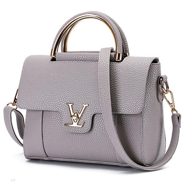 women handbags Flap V Women's Luxury Leather Black Clutch Bag Ladies Handbags Brand Women Messenger Bags Sac A Main Femme Bolsa