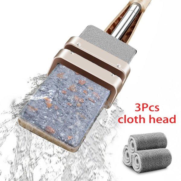 mop 3pcs mop cloth