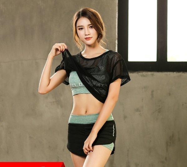 Maglia camicia-Bra-Short2