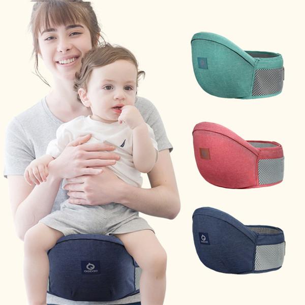 Hipseat Wrap Seat Conforto Rucksack für Babytrage Ergonomic Kangaroo Y190522