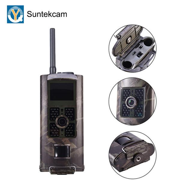 SUNTEKCAM HC-700G Hunting Camera Wild Surveillance Tracking Game Camera 3G MMS SMS 16MP Trail Video Scouting Photo Trap
