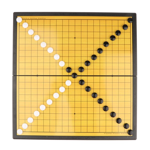 best selling Board Chess Game, Magnetic Travel   Portable Chess Set ,Weiqi Go Games, Plastic