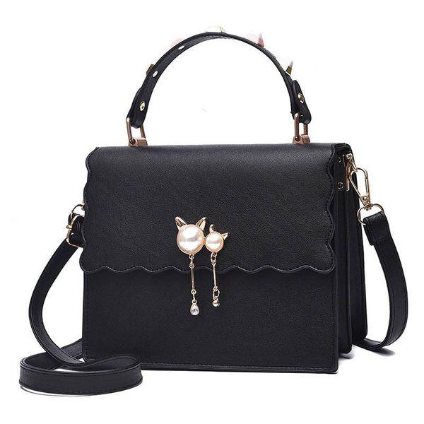 good quality Brand Women Pu Leather Bag Large Capacity Crossbody Bag For School Working Ladies Casual Tote Bag Women Handbags