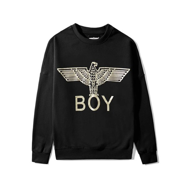 Neues kurzärmeliges Herren T-Shirt Klassiker Brust groß fliegender Adler lässiges Slim T-Shirt bequemes wildes Trend T-Shirt
