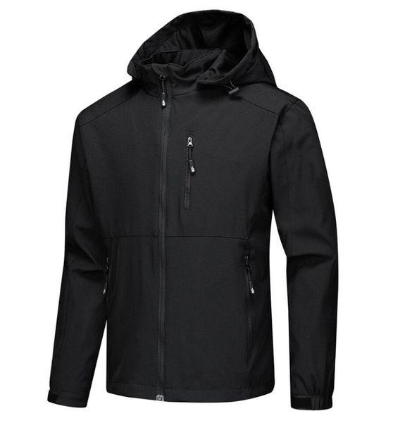 Mens 2020 Конструктор куртки Пальто Северная Ветровка Face Softshell пальто съемный капюшон линь Outwear Водонепроницаемый Спортивные Tops