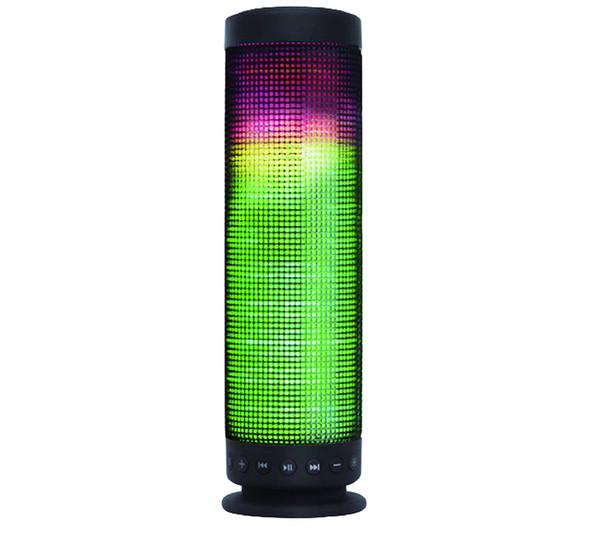 NOVOS Altifalantes Bluetooth LED M10 Altifalante Sem Fio mãos alto-falante Portátil Estéreo HiFi Player Subwoofer Sem Fio Do Altofalante Para O Telefone
