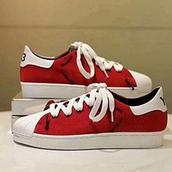 2020 zapatos inferiores más nuevo Y3 firma nueva de cuero mate zapatos cómodos shell silvestre Boca baja planas de los zapatos casuales b0515