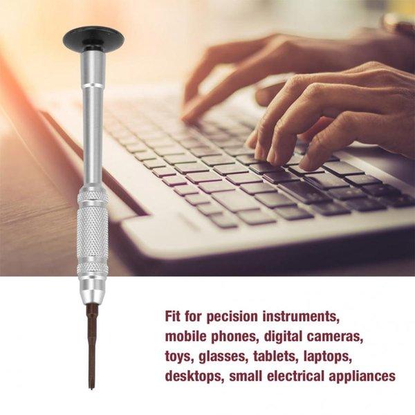 Destornillador para vidrios de la cámara Instrumento placa base de telefonía digital de la reparación de herramientas kit casero útil múltiples herramientas de mano herramienta de múltiples bits