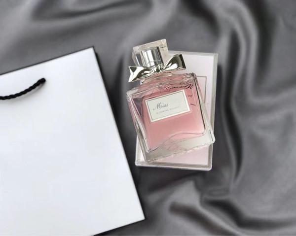Clásica fragancia perfume Miss BLOOMING RAMO \ perfume para mujer fragancia 100ml 1v1 copia de alta calidad del envío