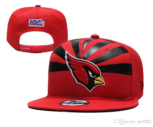 Cardinals New 2019 Draft On-Stage Official Adjustable Snapback Hat Cardinal Black Color Dim Gray League Basic Low Profile Ball Caps