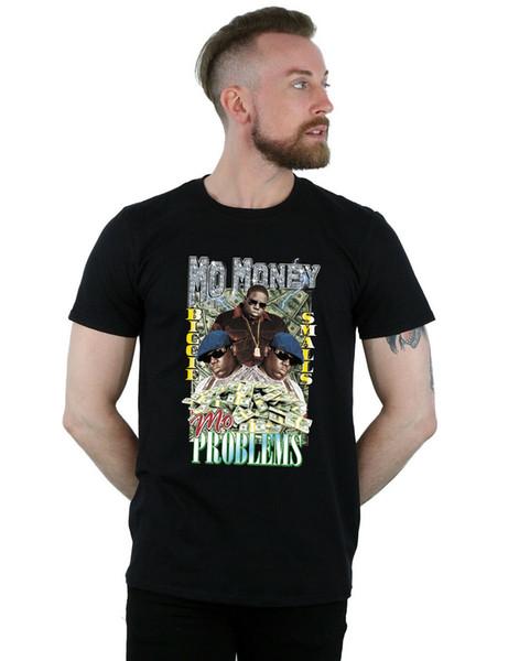 Camiseta Notorious BIG para hombre Mo Money Mo Problems