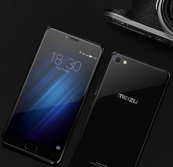 Ursprünglicher Meizu U20 2G 16G Handy MTK Helio P10 Octa Core Cellular Fingerprint ID 1920x1080p 5,5
