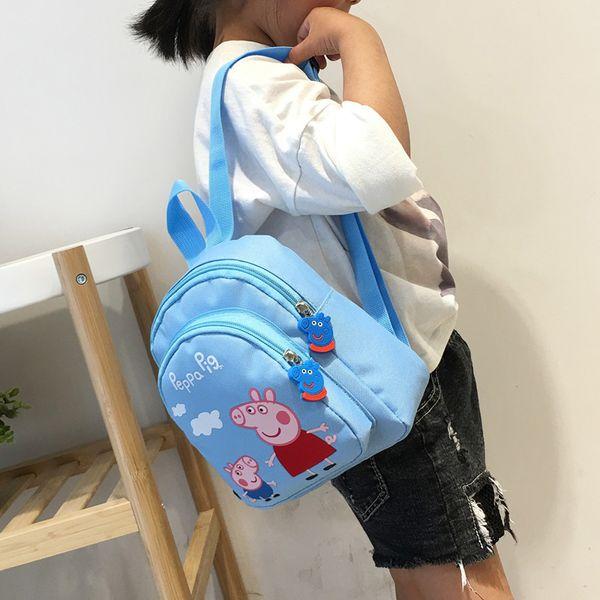 Karikatür Peluş Çocuk Sırt Çantaları anaokulu Schoolbag Hayvan Çocuk Sırt Çantası Çocuk Okul Çantaları Kız Erkek Sırt Çantaları Mini Okul Çantası
