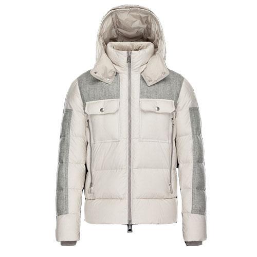 New winter down jacket men mixed color brand de igner zipper jacket male warm outwear fa hion de ign outdoor coat ize xxxxl for ale