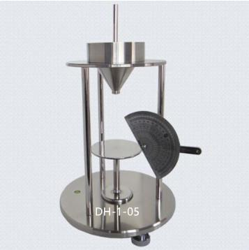 DF-1-05 Professional Supplier Direct Sales Repose Angle Testing Machine, Repose Angle Testing Instrument By Free Shipping