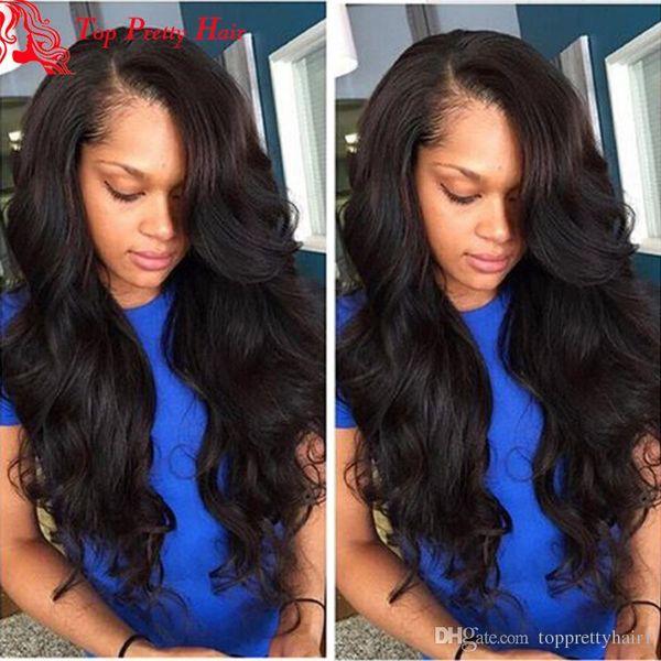 Peruvian Body Wave u Part Wig Right Side Virgin Hair Upart Wig Virgin Hair Glueless u Part Human Hair Wigs For Black Women