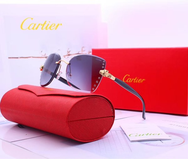 Top Quality Glass Lens Polit luxury Sunglasses Carfia 51mm UV 400 Sunglasses For Men Designer Sunglasses Vintage Metal Sport Sun Glasses Wit