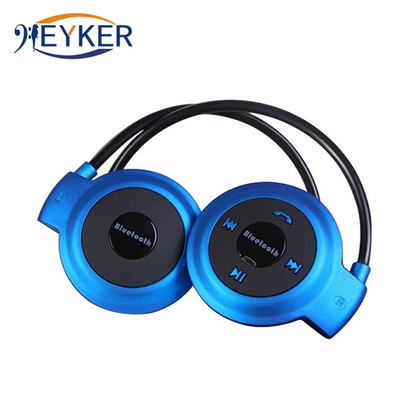 Neckband Bluetooth Headphone 3d Stereo Sound Enough Mini Headsets Sport Running For Mobile Phone Blutooth Earphones Tf Fone De Lowest