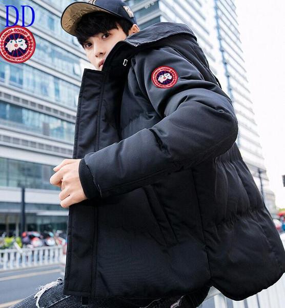 20Residential Edifício Sul de Inverno de 2018 Jacket New Cotton chapéu de camuflagem de algodão roupas masculinas espessamento para baixo Cotton roupas de inverno casaco homens