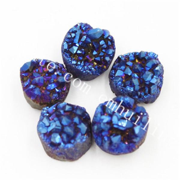 titanium coated blue