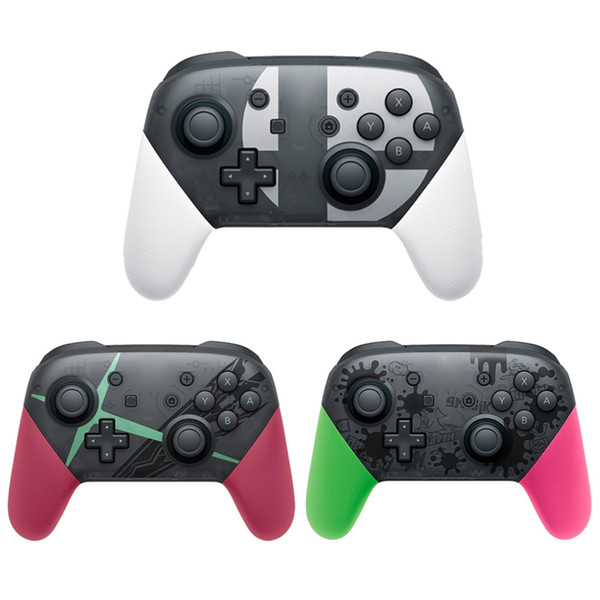 top popular Bluetooth Wireless Pro Controller With NFC and wake-up function Gamepad Joypad Remote for Nintendo Switch Pro Game Player Console 2020