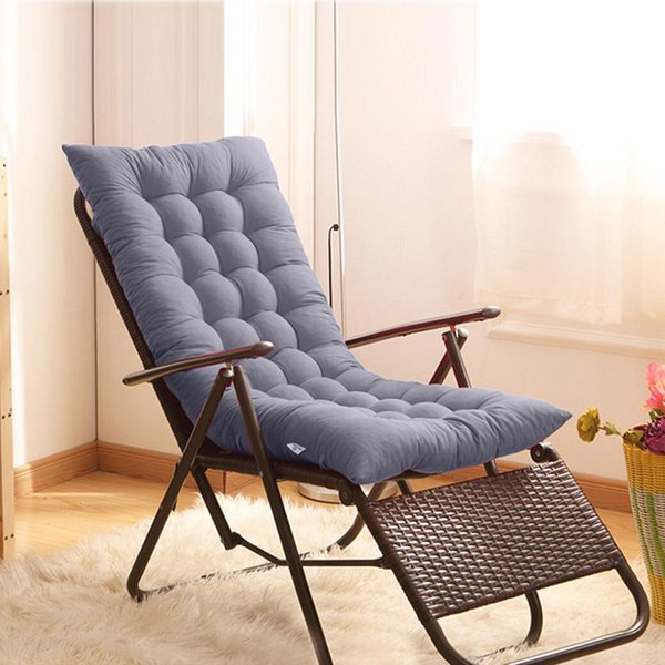Fantastic Foldable Chair Cushion Recliner Soft Back Cushion Rocking Chair Cushions Lounger Bench Garden Fall Winter Car Seat Pad Car Seat Padded Cushion From Dailytribune Chair Design For Home Dailytribuneorg