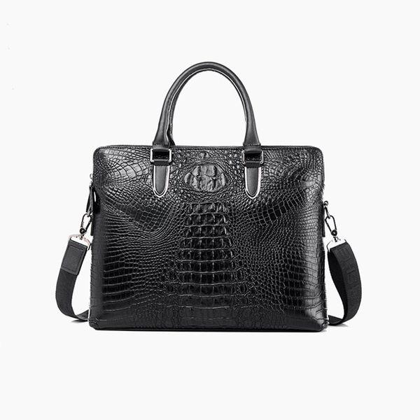 TOP POWER 2017 Hot Brand Genuine leather Men Bag Men Fashion Shoulder Bags Men's Briefcase Handbag Messenger Leather Laptop Bag