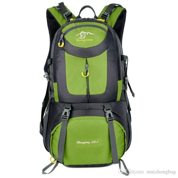 Women Men Backpack Travel Sport Outdoor Bag Big Capacity Hiking Walk Backpacks 2 Size Nice New Vogue