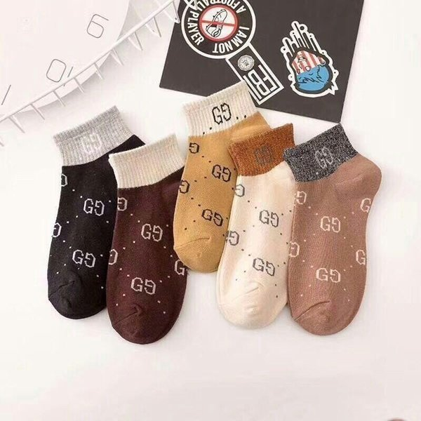 2019 new women and Men's high quality cotton sock 1972008