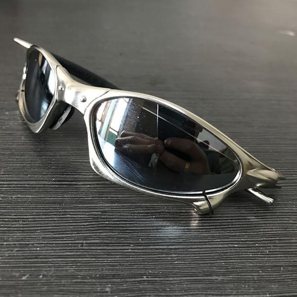 Erkekler Polarize Bisiklet Gözlük Alaşım Çerçeve Spor Binme Gözlük oculos de ciclismo gafas CP006-1