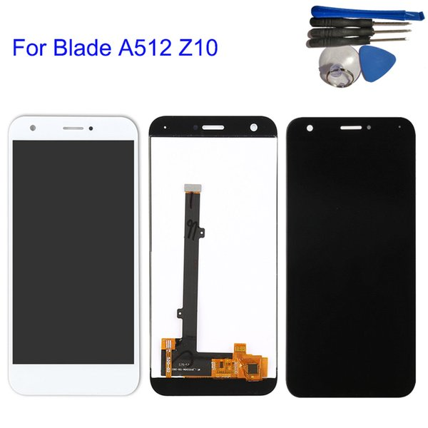 5.2'' For ZTE Blade A512 Z10 Full LCD Display and Touch Screen Digitizer Assembly Replacement for ZTE Blade A512 Z10 +Tools