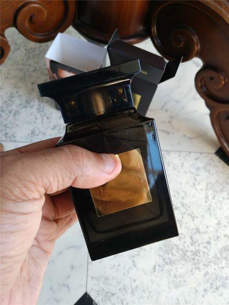 Yeni Mühürlü Ford Brendi Parfüm Oud Ahşap Eau De Parfüm 100 ML Erkekler Parfüm Süper Koku Eril Köln Sprey Ücretsiz kargo